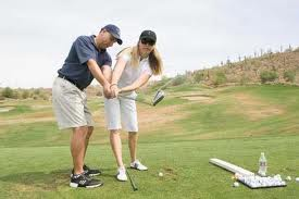 Couples Golf Image