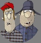 Ole and Sven