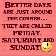 Weekend 13