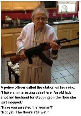 06 - Shotgun Lady