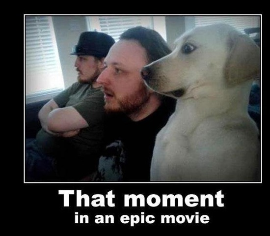 11 - Epic Moment